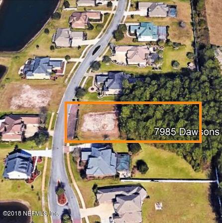 7985 DAWSONS CREEK, JACKSONVILLE, FLORIDA 32222, ,Vacant land,For sale,DAWSONS CREEK,944089