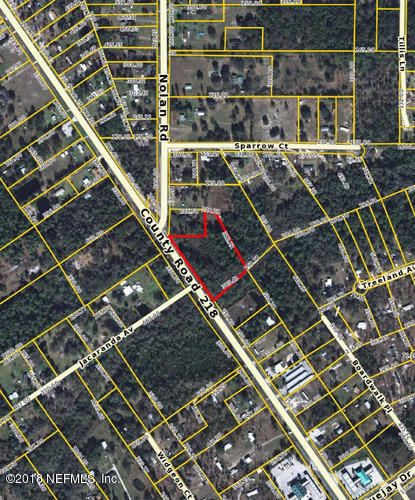 TBD COUNTY ROAD 218, MIDDLEBURG, FLORIDA 32068, ,Commercial,For sale,COUNTY ROAD 218,821620