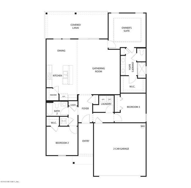 10078 ANDEAN FOX, JACKSONVILLE, FLORIDA 32222, 3 Bedrooms Bedrooms, ,2 BathroomsBathrooms,Residential - single family,For sale,ANDEAN FOX,952397
