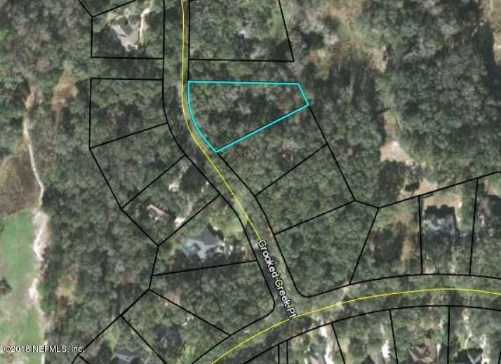2557 CROOKED CREEK, MIDDLEBURG, FLORIDA 32068, ,Vacant land,For sale,CROOKED CREEK,952405