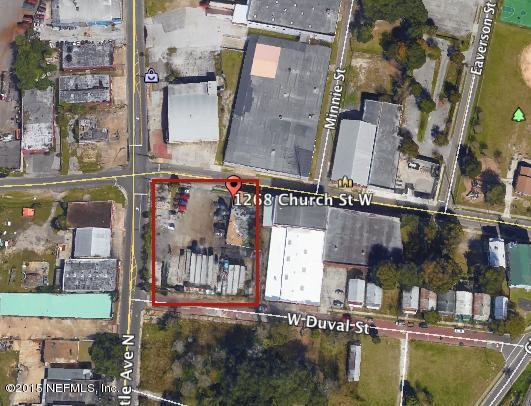 1268 CHURCH ST West, JACKSONVILLE, FL 32204