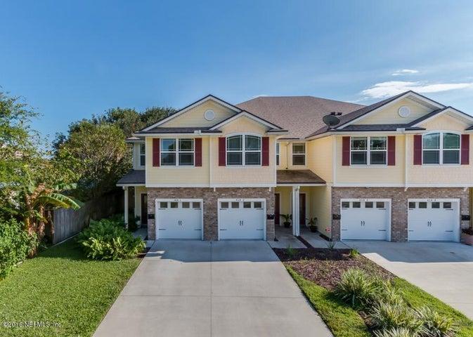 418 7TH AVE North, 1, JACKSONVILLE BEACH, FL 32250