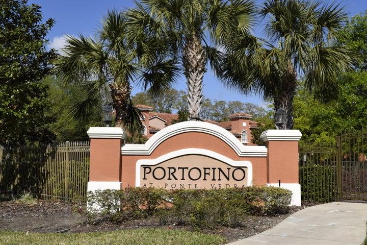 Portofino Entrance Sign