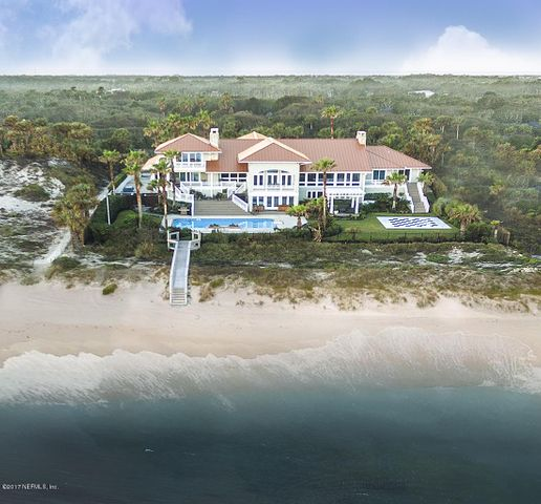 Pristine Ocean Front Mansion