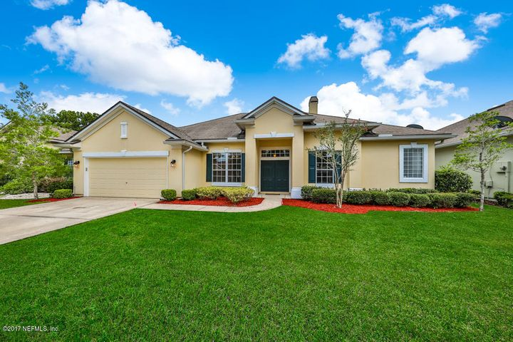 Very desirable street in Bartram Springs! Large 70ft Lot on the lake!!!