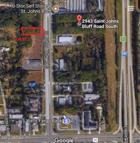 vacant-land |  0 South ST JOHNS BLUFF RD