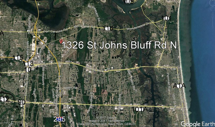 e-of-ss-blvd-real-estate |  1326 ST JOHNS BLUFF RD North