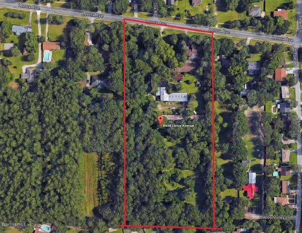 7.9 Acres to be Developed. Zoned RR-Acre