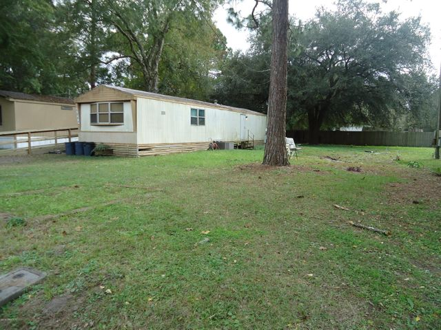 Mobile home is NOT for sale