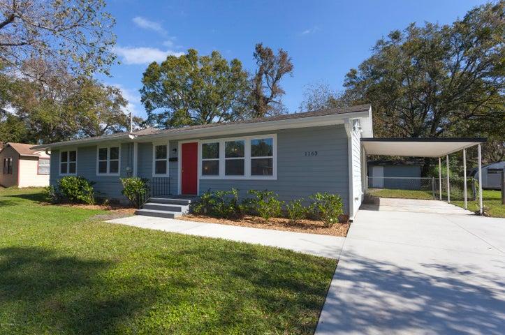 1163 WYCOFF AVE, JACKSONVILLE, FL 32205