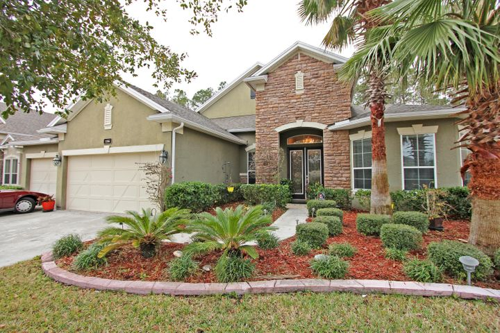 156 MYRTLE BROOK BEND, PONTE VEDRA BEACH, FL 32081