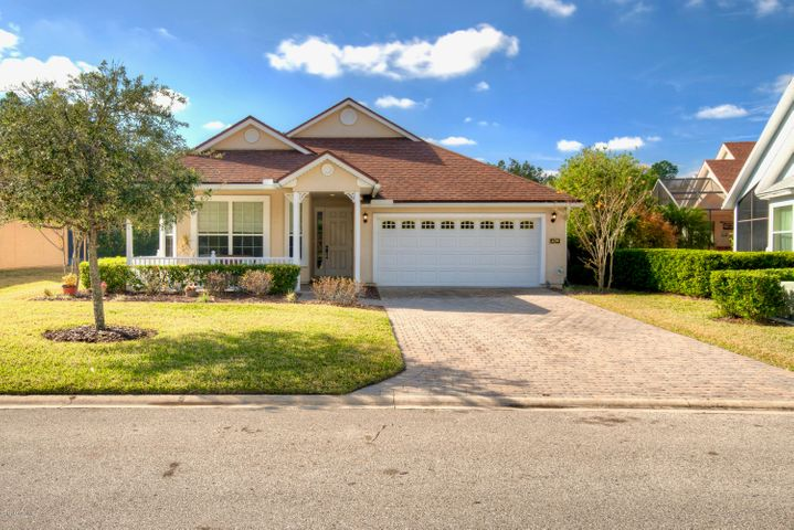 Beautiful move-in ready home in Active Adult 55+ community of Cascades at World Golf Village