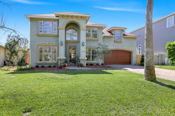 366 32ND AVE S, JACKSONVILLE BEACH, FL 32250