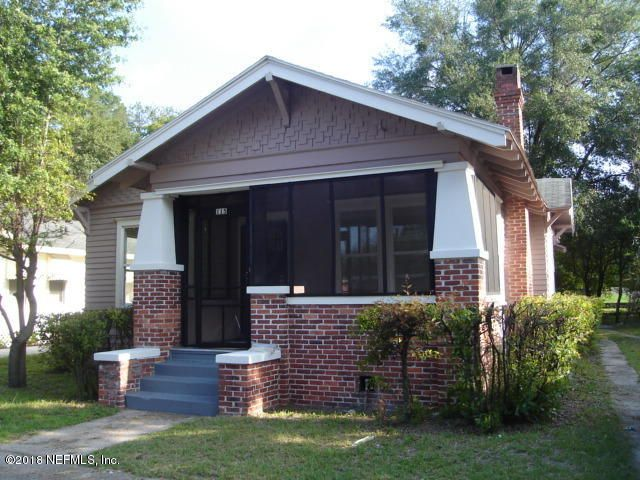 115 W 19TH ST, JACKSONVILLE, FL 32206