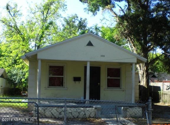 1444 E 12TH ST, JACKSONVILLE, FL 32206