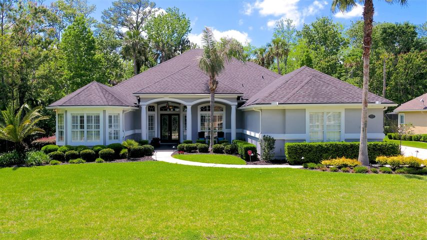 In Sought After Gated Plantation Oaks @Ponte Vedra