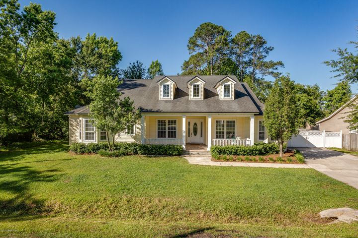 A beautiful low country elevation home.