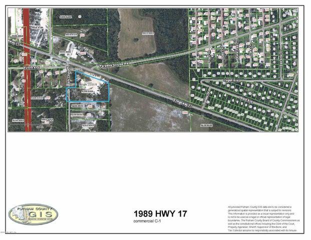 1989 HIGHWAY 17, CRESCENT CITY, FL 32112