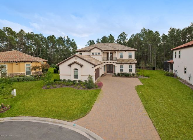 Welcome home! Cul-de-sac, large fenced back yard and private conservation lot!