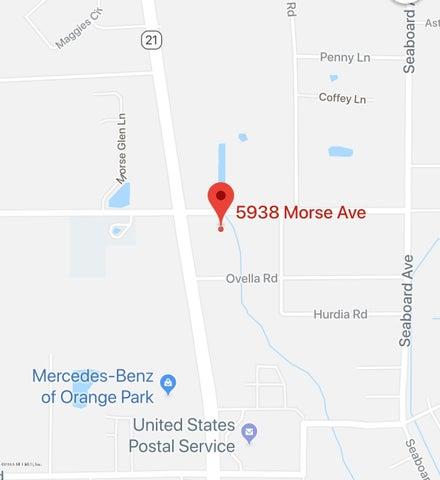 5938 MORSE AVE, JACKSONVILLE, FL 32244