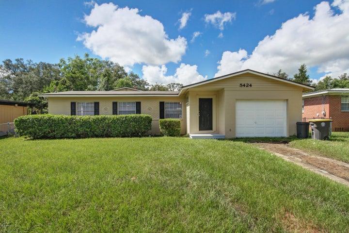5424 PARK ST, JACKSONVILLE, FL 32205