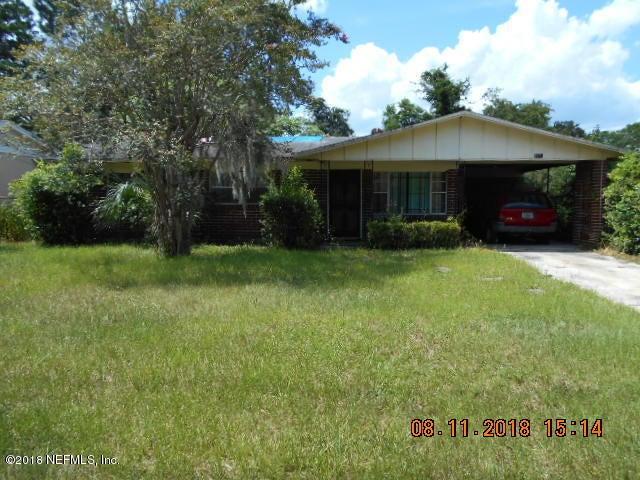 1671 GANDY ST, JACKSONVILLE, FL 32208