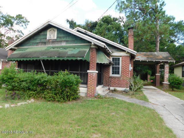 744 BROXTON ST, JACKSONVILLE, FL 32208