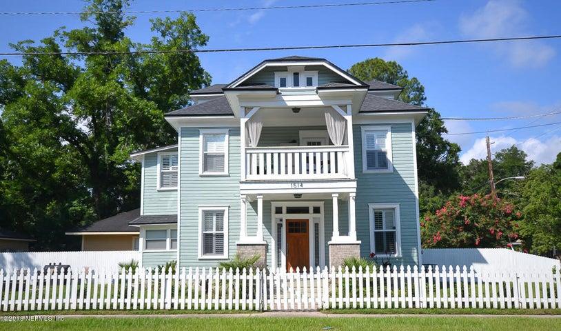 1514 DANCY ST, JACKSONVILLE, FL 32205