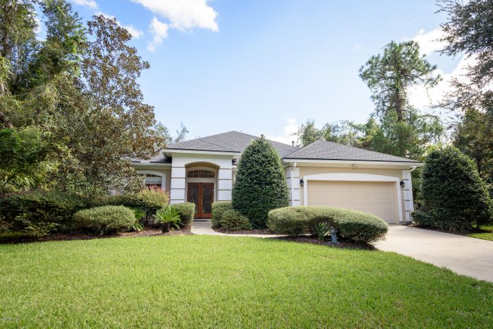 4 Bedroom, 3 Bath loving cared for home nestled on private lake and preserve view.