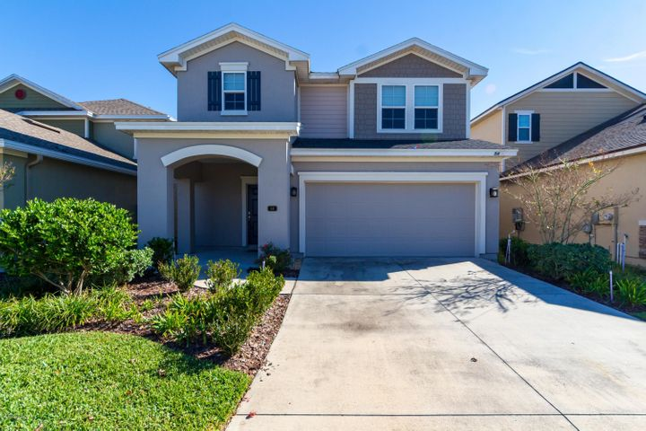 """This David Weekley """"Hidalgo"""" floorplan is ready for you to call this home!"""