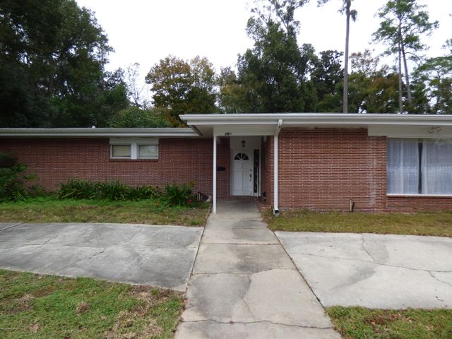 1457 SWAN LN, JACKSONVILLE, FL 32207