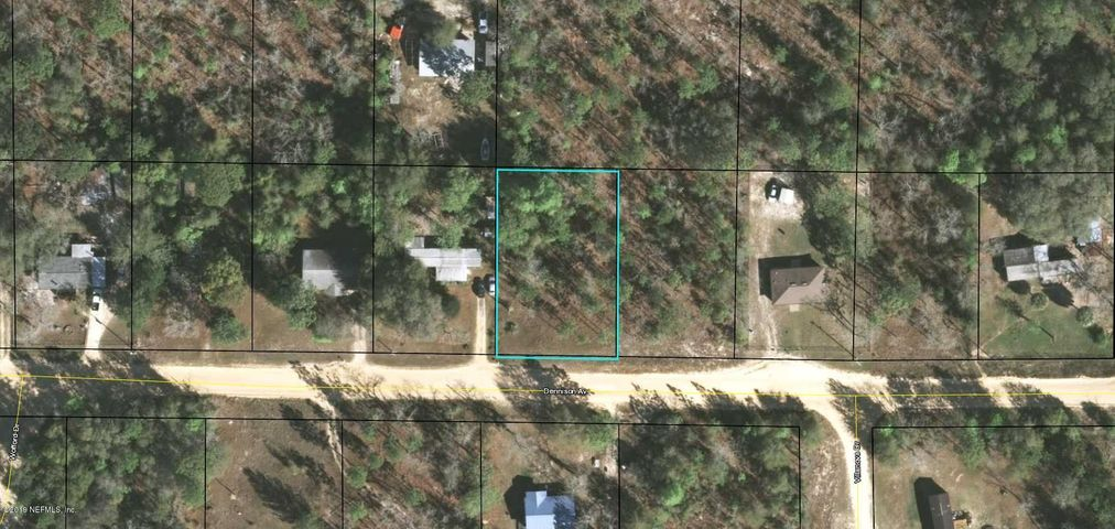 0 DENNISON AVE, KEYSTONE HEIGHTS, FL 32656