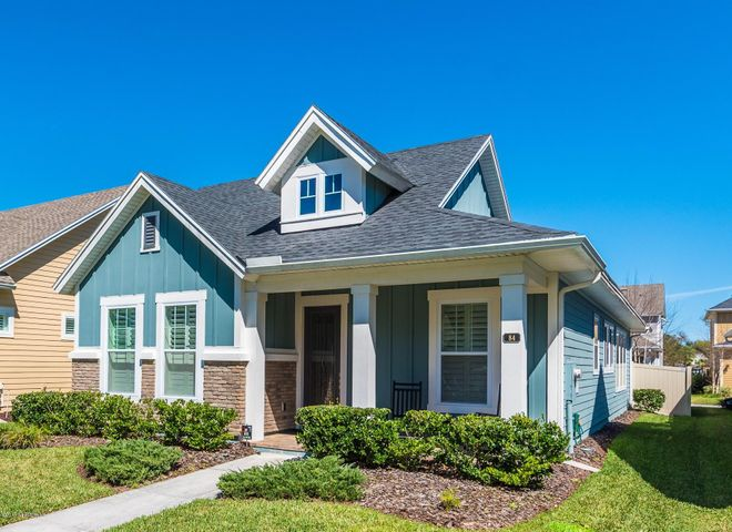 Welcome Home to Twenty Mile Village at Nocatee