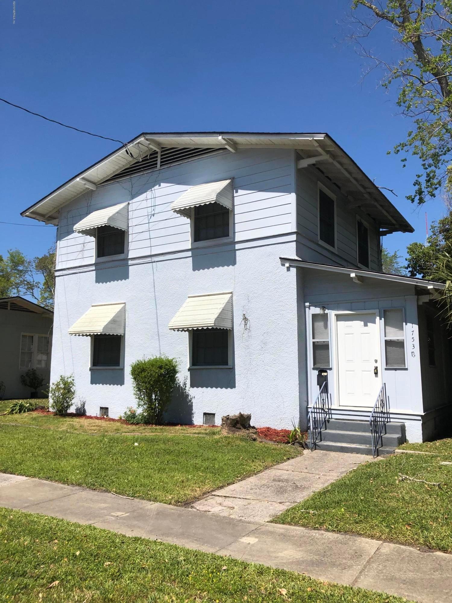 1753 LANDON AVE, JACKSONVILLE, FL 32207