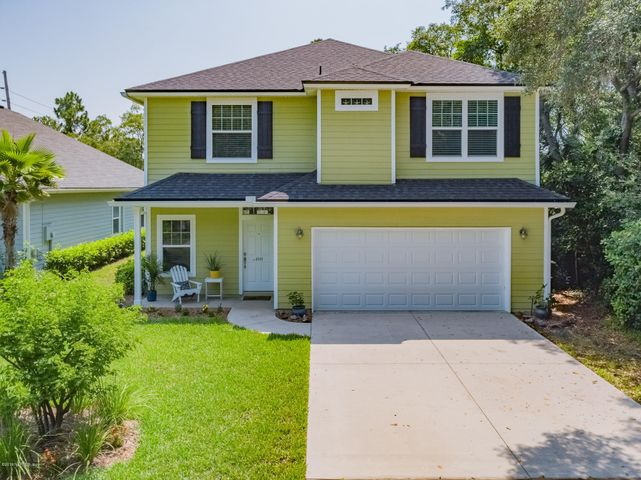 4009 PALM WAY, JACKSONVILLE BEACH, FL 32250