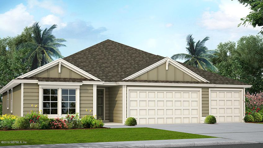 3125 PRETTY COVE, GREEN COVE SPRINGS, FL 32043