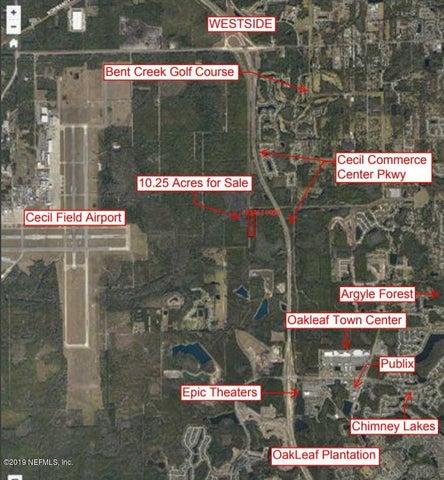 0 CECIL COMMERCE CENTER PKWY, JACKSONVILLE, FL 32222