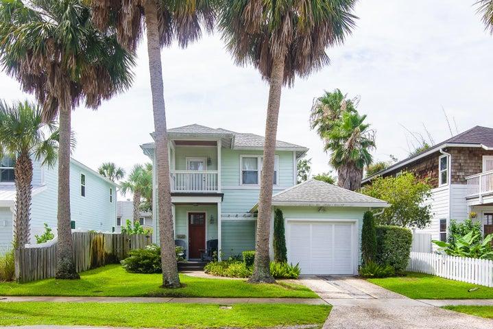 415 HOPKINS ST, NEPTUNE BEACH, FL 32266
