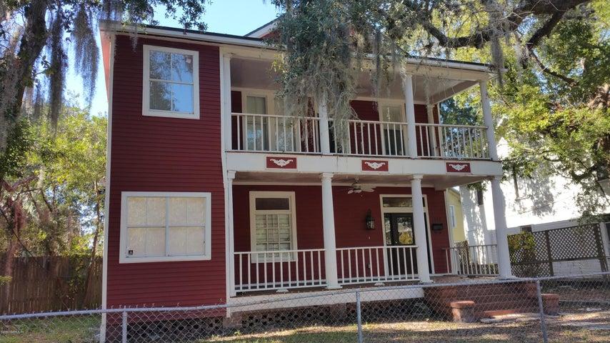 1432 HUBBARD ST, JACKSONVILLE, FL 32206