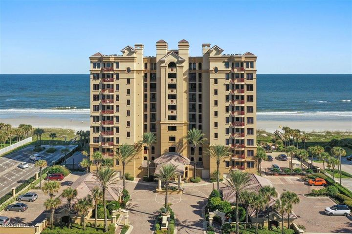 Welcome home to your oceanfront penthouse condo!
