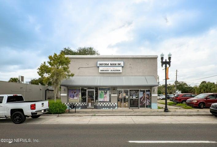 1642 N MAIN ST, JACKSONVILLE, FL 32206