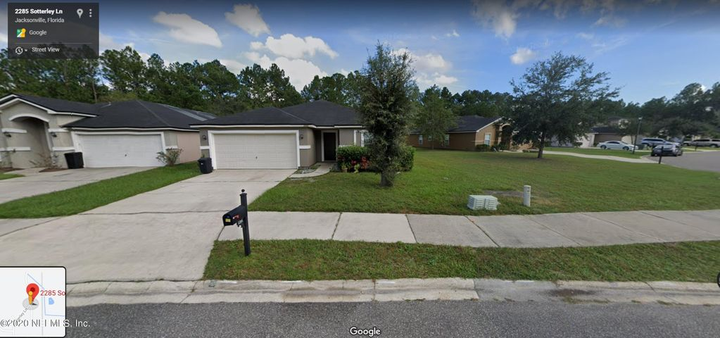 2285 SOTTERLEY LN, JACKSONVILLE, FL 32220