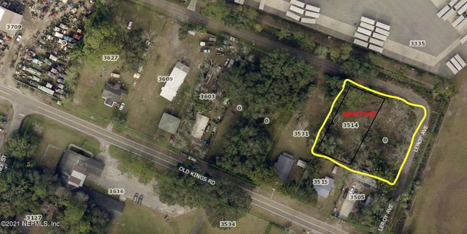 3514 MCLENDON ST, JACKSONVILLE, FL 32254