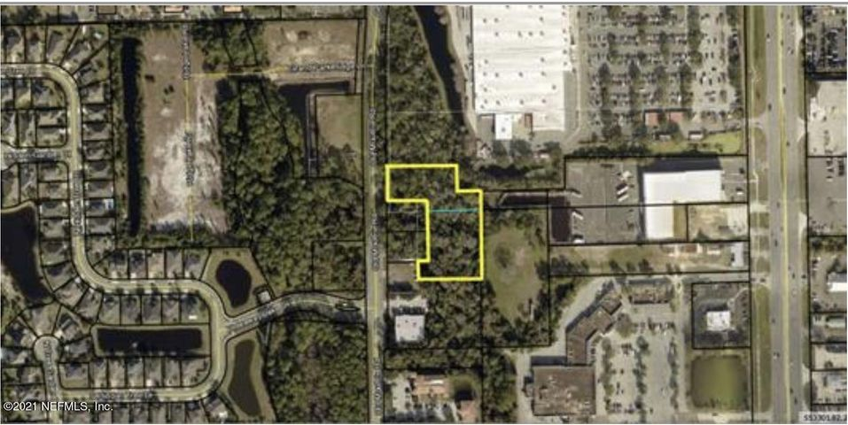 2410 OLD MOULTRIE RD, ST AUGUSTINE, FL 32086