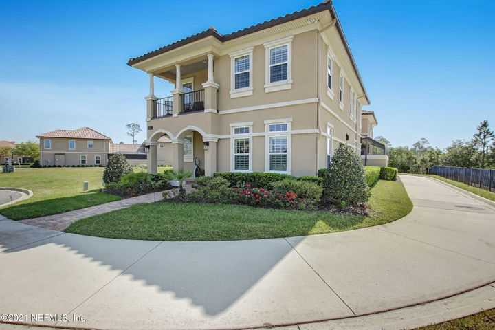 Welcome home! Luxury awaits in this 2 story, 4,000 sq ft, single family, zero lot line home.