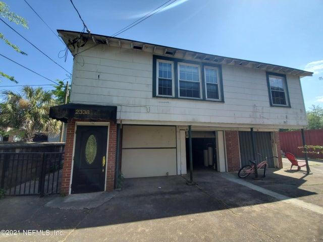 2338 POST ST, JACKSONVILLE, FL 32204