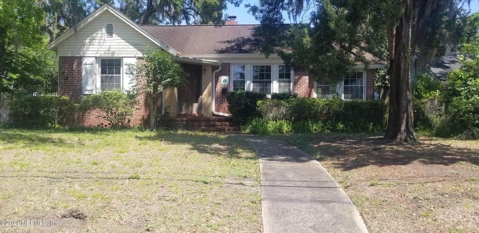 1319 NICHOLSON RD, JACKSONVILLE, FL 32207
