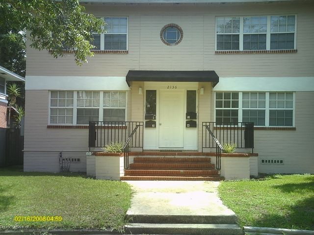 2136 COLLEGE ST, 2, JACKSONVILLE, FL 32204
