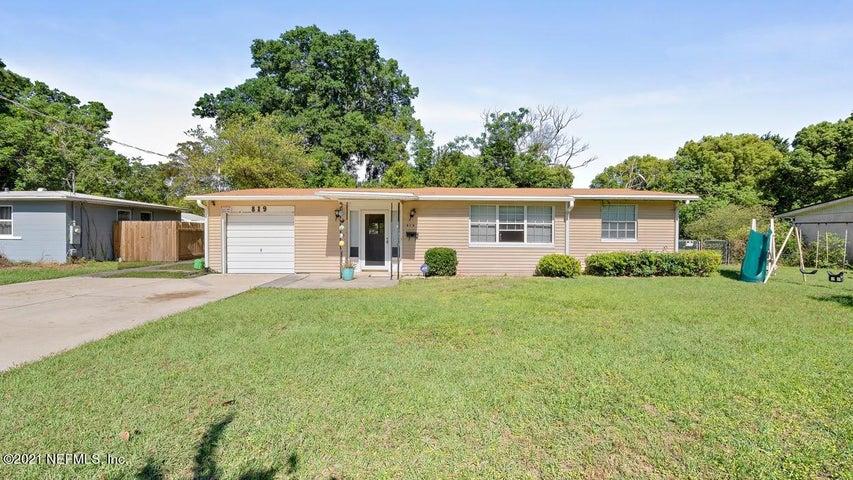 819 LEAFY LN, JACKSONVILLE, FL 32216