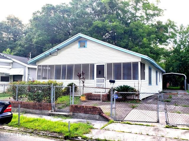 2078 WOODSIDE ST, JACKSONVILLE, FL 32209